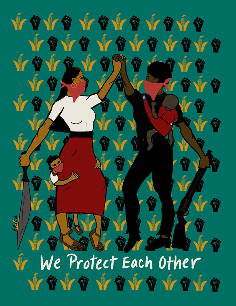 We Protect Each Other