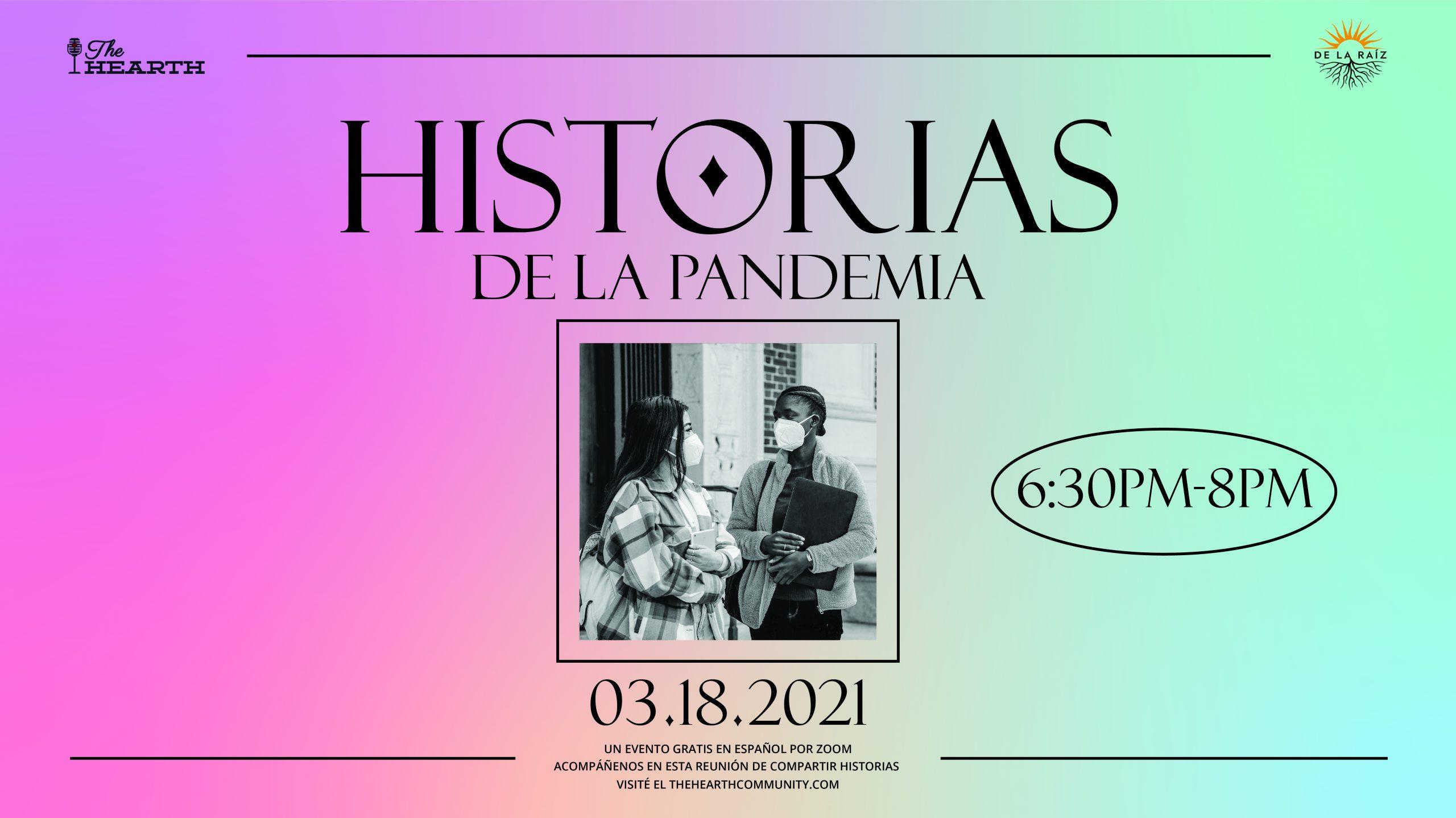 Compartir Historias De La Pandemia